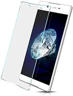 لاصقة شاشة بحماية زجاجية سوني زد5 بلس - شفاف Z5 Plus - Z5 Premium