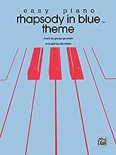 Rhapsody in Blue - Easy Piano - Sheet Music