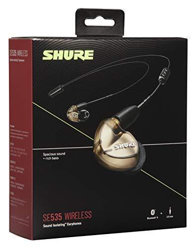 Shure SE535 Auriculares con RMCE-BT2