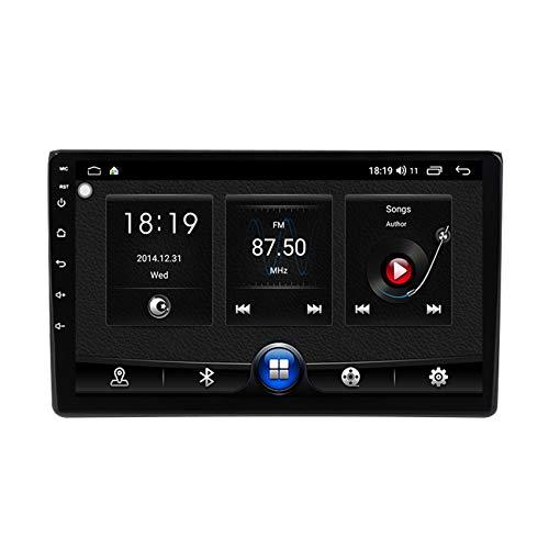 ADMLZQQ Android 10 Coche Multimedia Video para Audi A4 2002-2008 Jugador de la navegación del GPS Multi-Pantalla táctil Espejo Enlace BT5.0 RDS DSP Carplay Incorporado,7731,1+16G