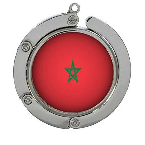 Xubu Etnisch Symbool Sieraden, Marokkaanse vlag haken, Nationale Vlag Hangers