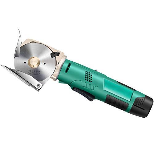 TOPQSC - Cortador de tejido eléctrico, cortador de tejido eléctrico, cortador de...