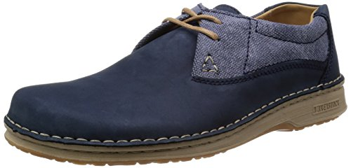 BIRKENSTOCK Shoes Boots Memphis dunkelblau Gr. 36-46 406661 + 406663, Größe + Weite:41 normal