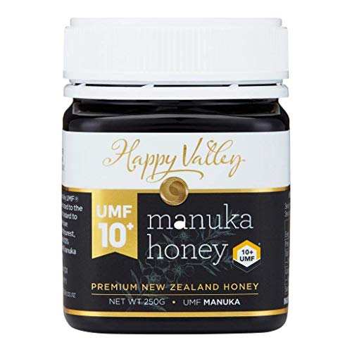Happy Valley UMF 10+ (MGO 263+), Manuka roher Honig, 250g