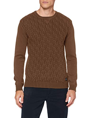REPLAY UK8004.001.G21280G Maglione, 569 Light Mud, XL Uomo