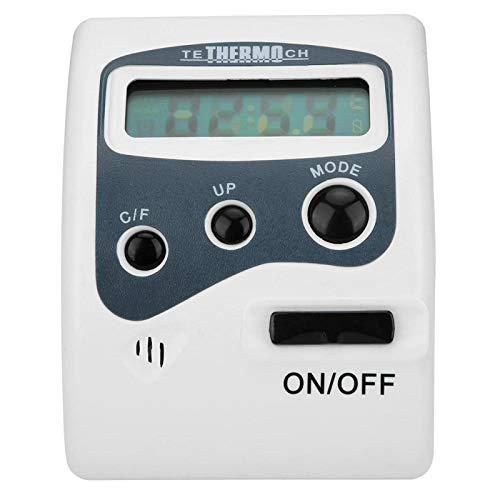 Omabeta Korrosionsschutz Einfach zu bedienendes BBQ-Temperaturmessgerät Tragbares Sonden-Lebensmittelthermometer für Privathaushalte