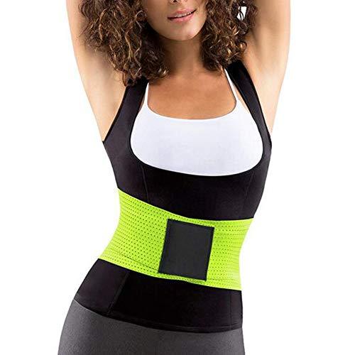 Dames Sport Afslanken Hot Body Shaper Taille Trainer Meisje Sauna Pak