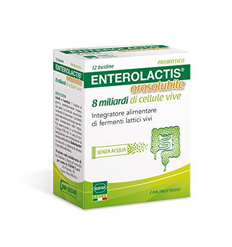 Sofar Enterolactis Orosolubile 8 Miliardi