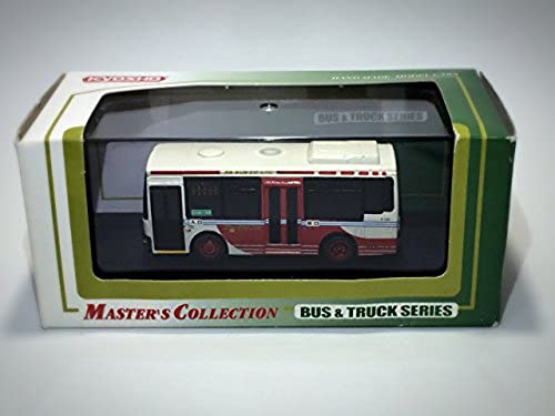 1 80 cavy bus Maruyama office route vehicle (japan import)