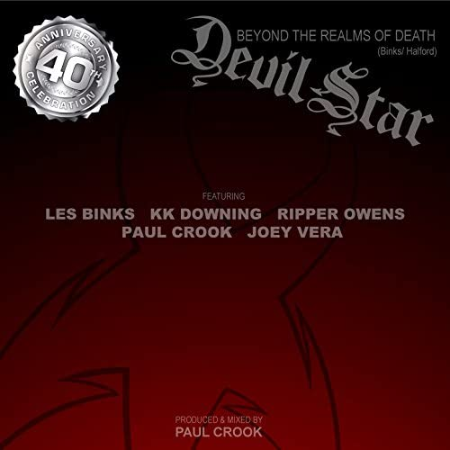 "Devilstar feat. Paul Crook, Tim ""Ripper"" Owens, K.K. Downing, Les Binks & Joey Vera"