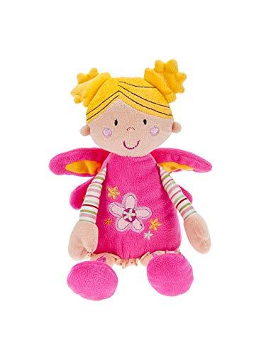 Mousehouse Gifts Adorable muñecas de Trapo Hada de Peluche Rosa de 31 cm