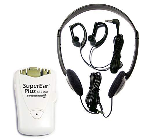 Sonic Technology Deluxe SuperEar Plus SE7500 Geräuschverstärker