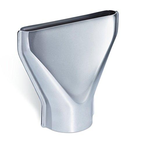 Steinel Breitstrahldüse 75 mm, Zubehör für Heißluftpistolen, Trocknen von Spachtelmasse, Entfernen von Farben und Folien