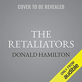 The Retaliators audiobook cover art