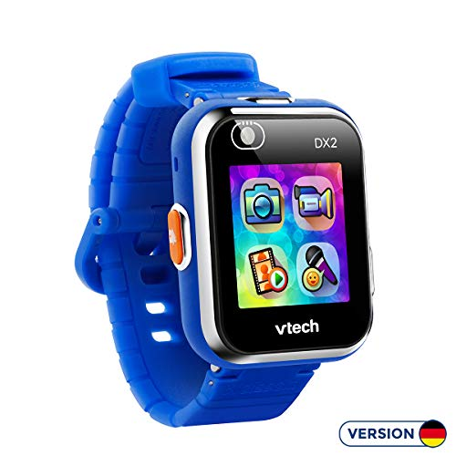 VTech Kidizoom Smart Watch DX2 blau Smartwatch für Kinder Kindersmartwatch