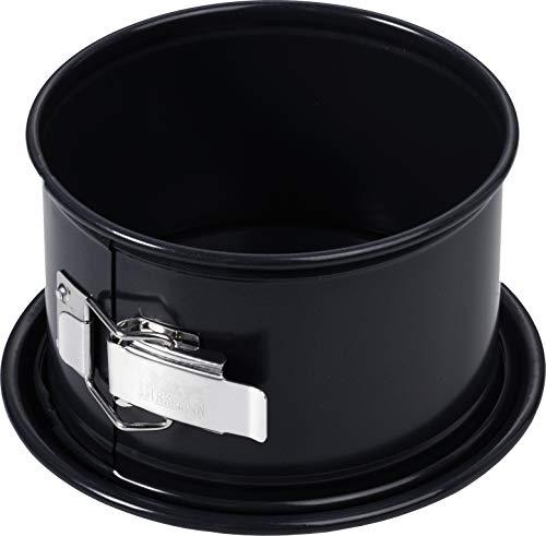 Birkmann 1010750810 Springform, Premium Baking, 18 cm, hoher Rand, Kunststoff, Grau, 5 x 3 x 2 cm