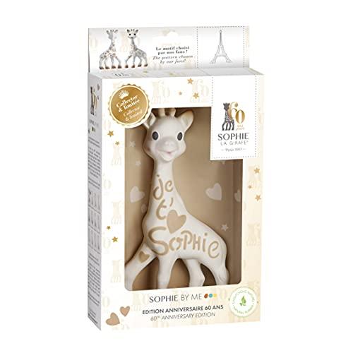 """Sophie la girafe 60 ans Edition limitée """"Sophie by me"""""""