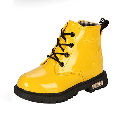 Yellow Kid Boots