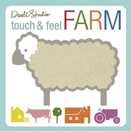 Touch & Feel Farm (Blue Apple Books) (Board book) - Common