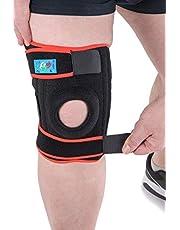 FitFitaly Rodillera Protectora Ortopédica para Ligamentos, Rótula y Menisco para Deporte - Regulable