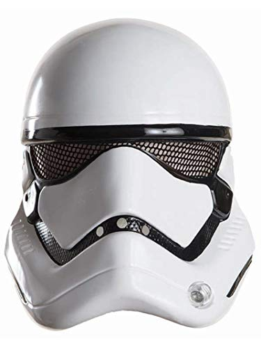Rubies 's oficial escala 1: 2 Star Wars Stormtrooper Mask