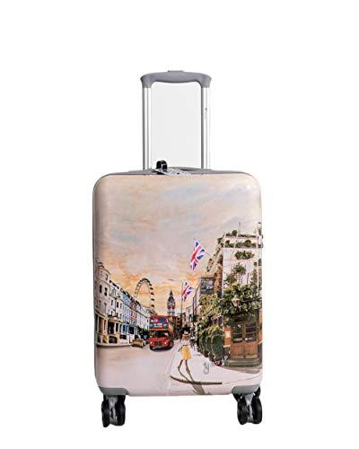 Trolley Rigido Cabina Ynot Londra 4 Ruote TSA