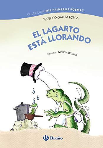 El lagarto está llorando (Castellano - A Partir De 6 Años - Álbumes - Álbumes Ilustrados)