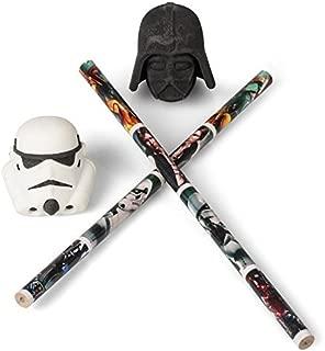 Star Wars 3d Pencil Topper Set