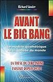 Avant le big bang - La thèse du zéro-infini existait depuis 1978 !