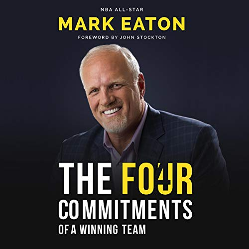 The Four Commitments of a Winning Team audiobook cover art