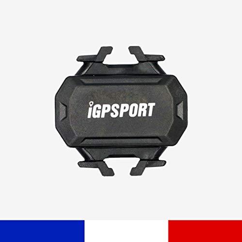 IGPSPORT France C61 - Sensor de cadencia
