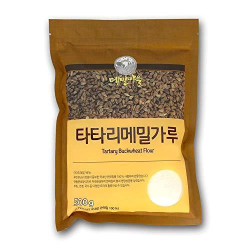 ODAESANFOOD Tartary Buckwheat Flour 500g, Better for cooking, Various Korean food, pancakes, rice crackers, sujebi, noodles, K-food