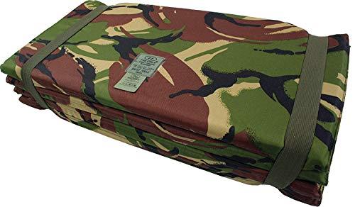Highlander Outdoor Products Colchón Plegable de Espuma para Acampada y Exteriores, diseño de Camuflaje DPM