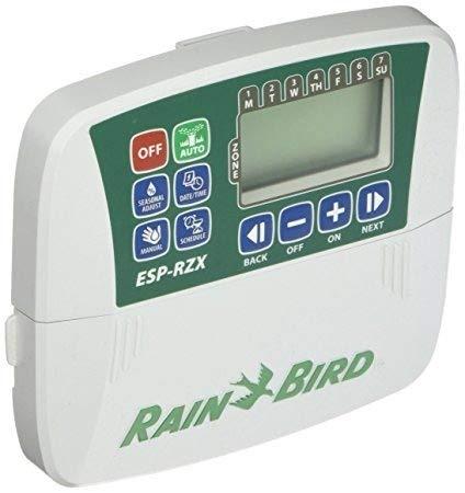 Rain Bird x unità di Controllo Tipo Serie ESP-RZXe, Grigio/Verde