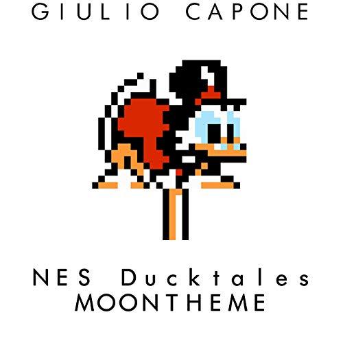 NES Ducktales Moontheme