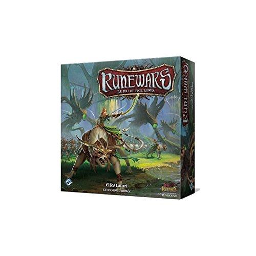 AC-Déco Runewars - Armée Elfes Latari - Jeu de Figurines