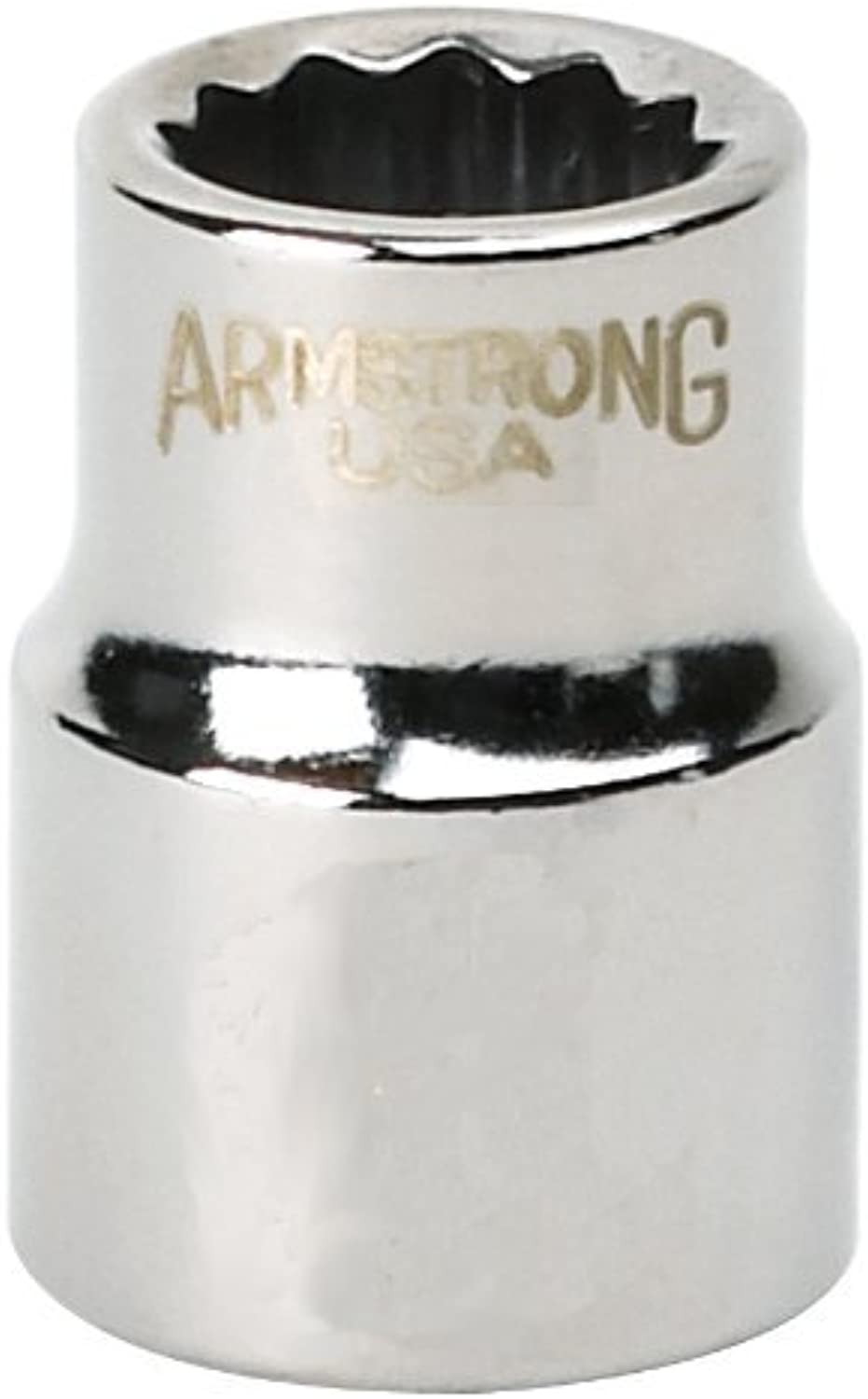 Armstrong 37-108 1 4-Inch Drive 12 Point Standard Socket, Socket, Socket, 8mm by Apex Tool Group B01LZRMU6W   Sehr gute Qualität  8a0388