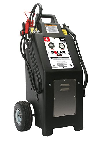 Find Discount Clore Automotive HT1224AGM 12/24 Volt Commercial Charger/Starter with AGM Batteries