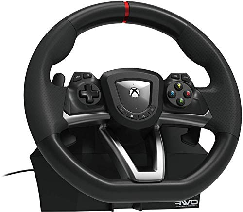 Racing Wheel Overdrive Designed for Xbox Series X|S By HORI - Officially Licensed by Microsoft