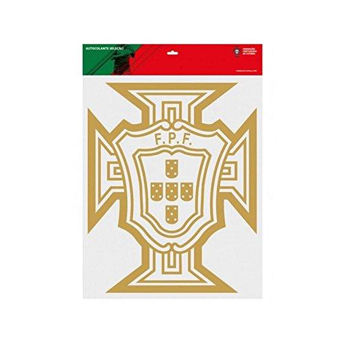 Ibergift Portugal National Team Sticker FPF Official Emblem #XPTAFPF28