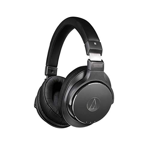 Audio-Technica ATH-DSR7BT Wireless Over-Ear Headphones with Pure Digital Drive - (Renewed)