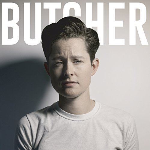 Butcher audiobook cover art