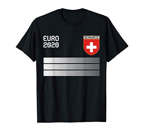 Camiseta de futbol de Suiza 2020 Futbol de Suiza Camiseta