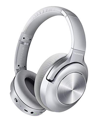 Active Noise Cancelling Headphones VANKYO C750 Bluetooth Headphones Over Ear with...