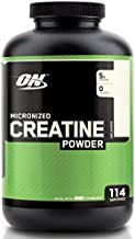 Optimum Nutrition Creatine Powder 600 Grams 12/Cs