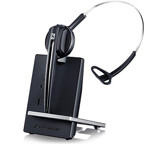 Sennheiser D 10Phone Kits Headset, Anschluss: kabellose Verbindung