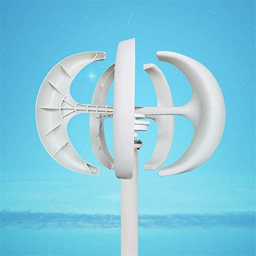 Fangfang Turbina de Viento, Controlador de generador de turbinas de Viento Blanco...