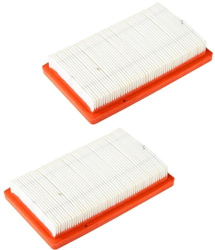 Kohler Small Engine Air Filter Fits Husqvarna, Xt-6 And Xt-7 Kohler Engines 5-5/8' X 3-1/2' (2 Pack)