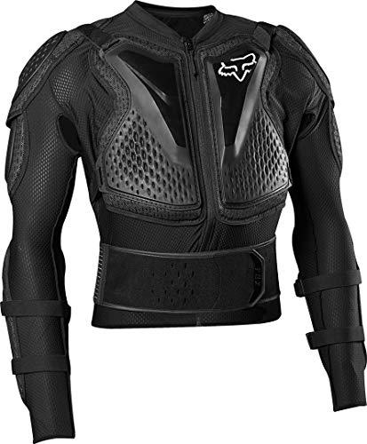 Fox Titan Sport Jacket Black XXL