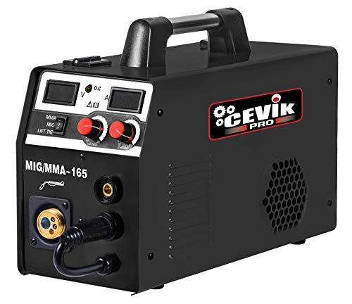 Cevik Promig165 Equipo de soldadura inverter multiproceso, N
